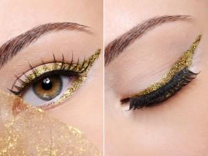 Gold-Glitter-Eyeliner
